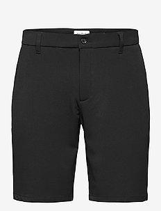 Steffen Twill Shorts - chinos shorts - black
