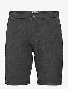 Steffen Twill Shorts - chinos shorts - grey