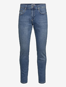 Matti Greak Jeans - regular jeans - midnight blue