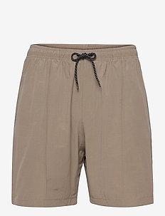 Hansi Track Shorts - casual shorts - sand