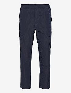 Cargo Crisp Pants - cargohose - navy