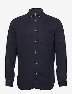 Sike Shirt - basic skjorter - navy