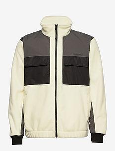 Strukt Zip Fleece - basic-sweatshirts - kit