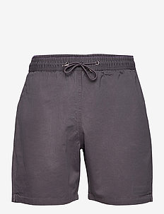Bommy Hoxen Shorts - casual shorts - antra grey