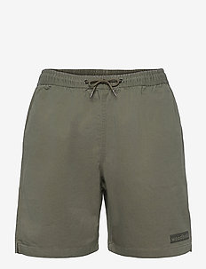 Bommy Hoxen Shorts - casual shorts - green