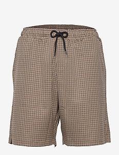 Bommy Bleek Shorts - casual shorts - brown