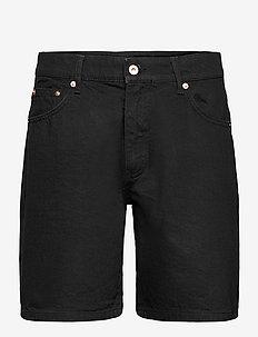 Doc Night Shorts - jeans shorts - night black