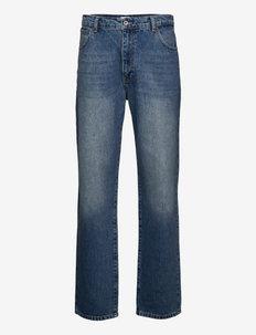 Leroy Blue Vintage Jeans - loose jeans - light blue