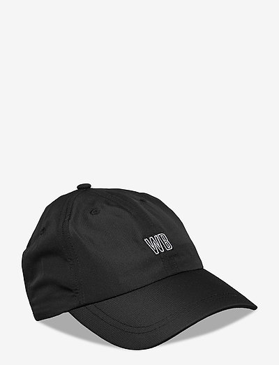Jase Base Cap - czapki - black