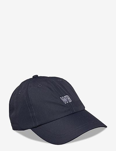 Jase Base Cap - czapki - navy