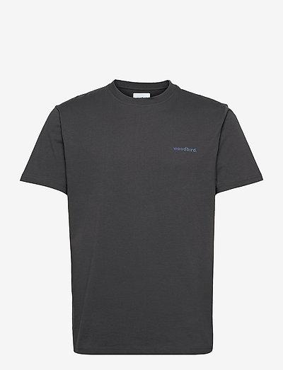 Klix Grade Tee - podstawowe koszulki - dark grey