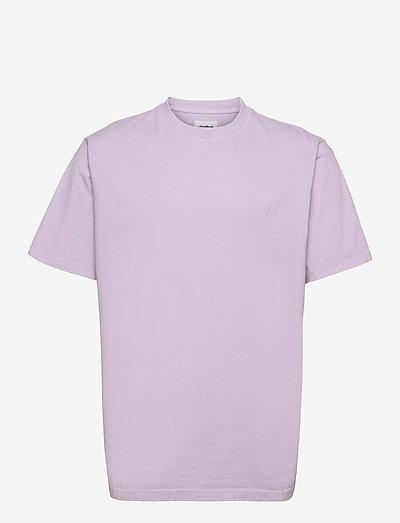 Boxy State Tee - podstawowe koszulki - light purple