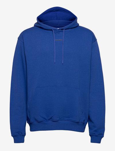 Pope Base Hoodie - bluzy z kapturem - royal blue