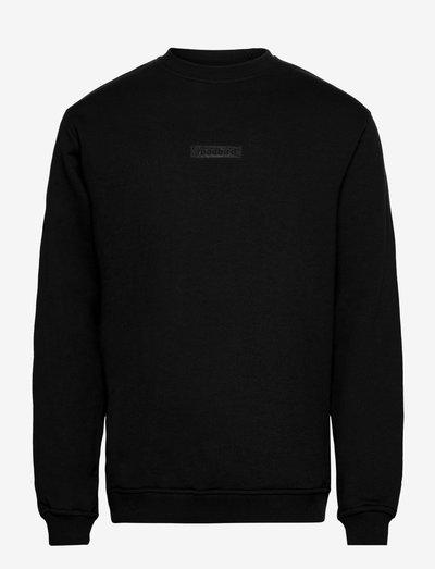 Jacs Trope Crew - swetry - black