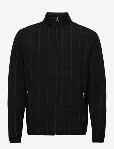 Seek Track Jacket - kurtki-wiosenne - black