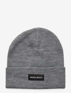 SLOUCHY BEANIE HAT - beanie - medium grey melange