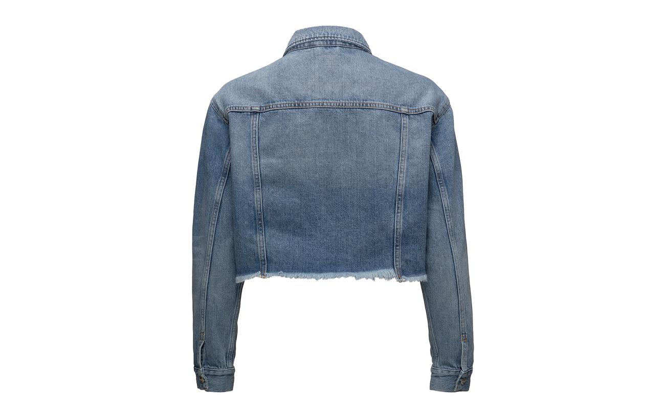 Coton 100 Jacket Fiji Retro Crop Wrangler qw0zp8wv