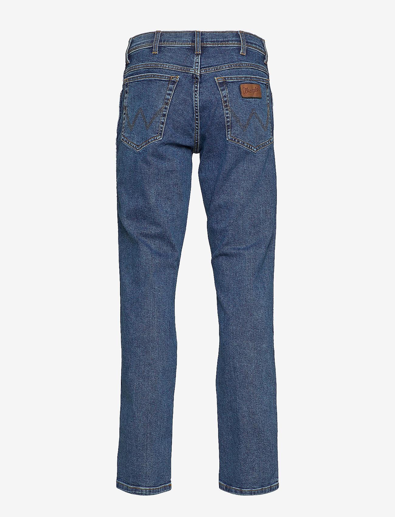 Wrangler TEXAS STRETCH - Jeans STONEWASH - Menn Klær