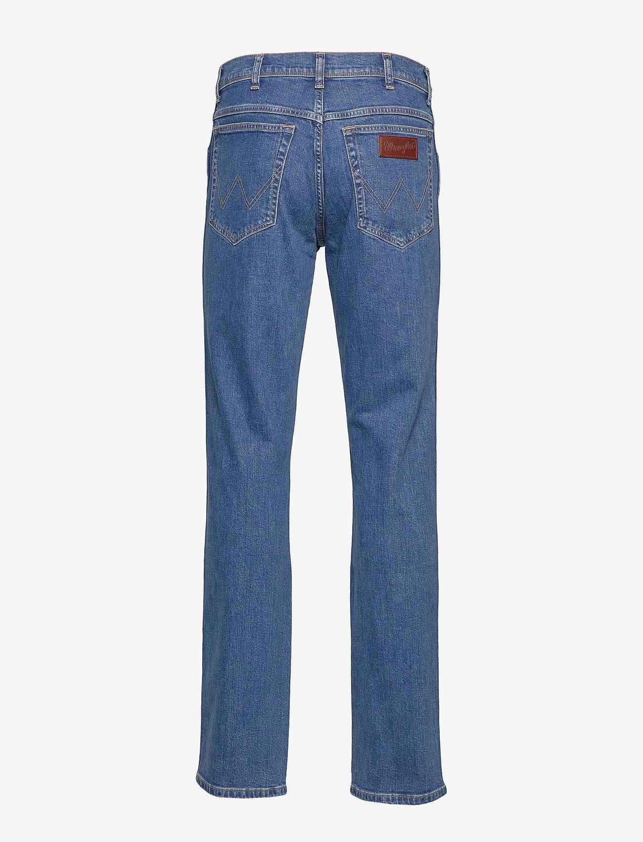 Wrangler TEXAS - Jeans BEST ROCKS - Menn Klær