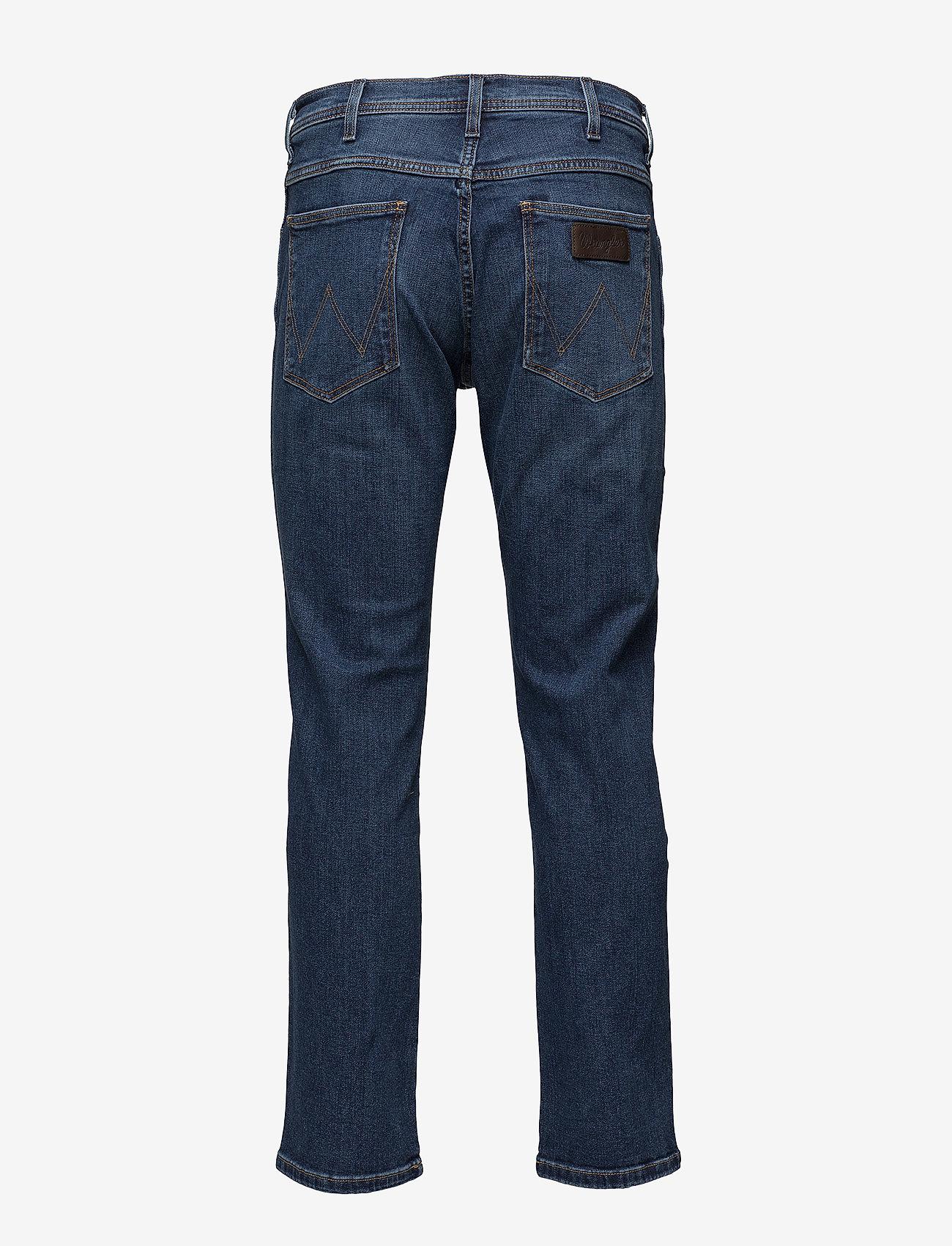 Wrangler ARIZONA STRETCH - Jeans BURNT BLUE - Menn Klær