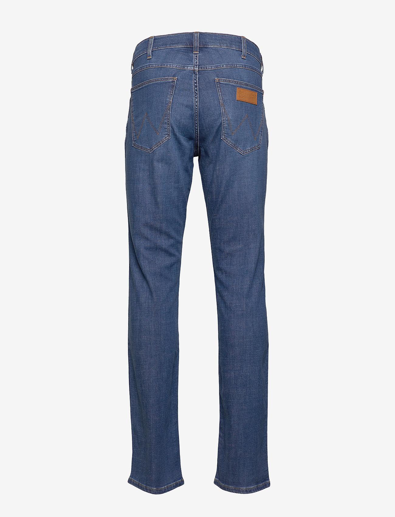 Wrangler GREENSBORO - Jeans LIMELITE BLUE - Menn Klær