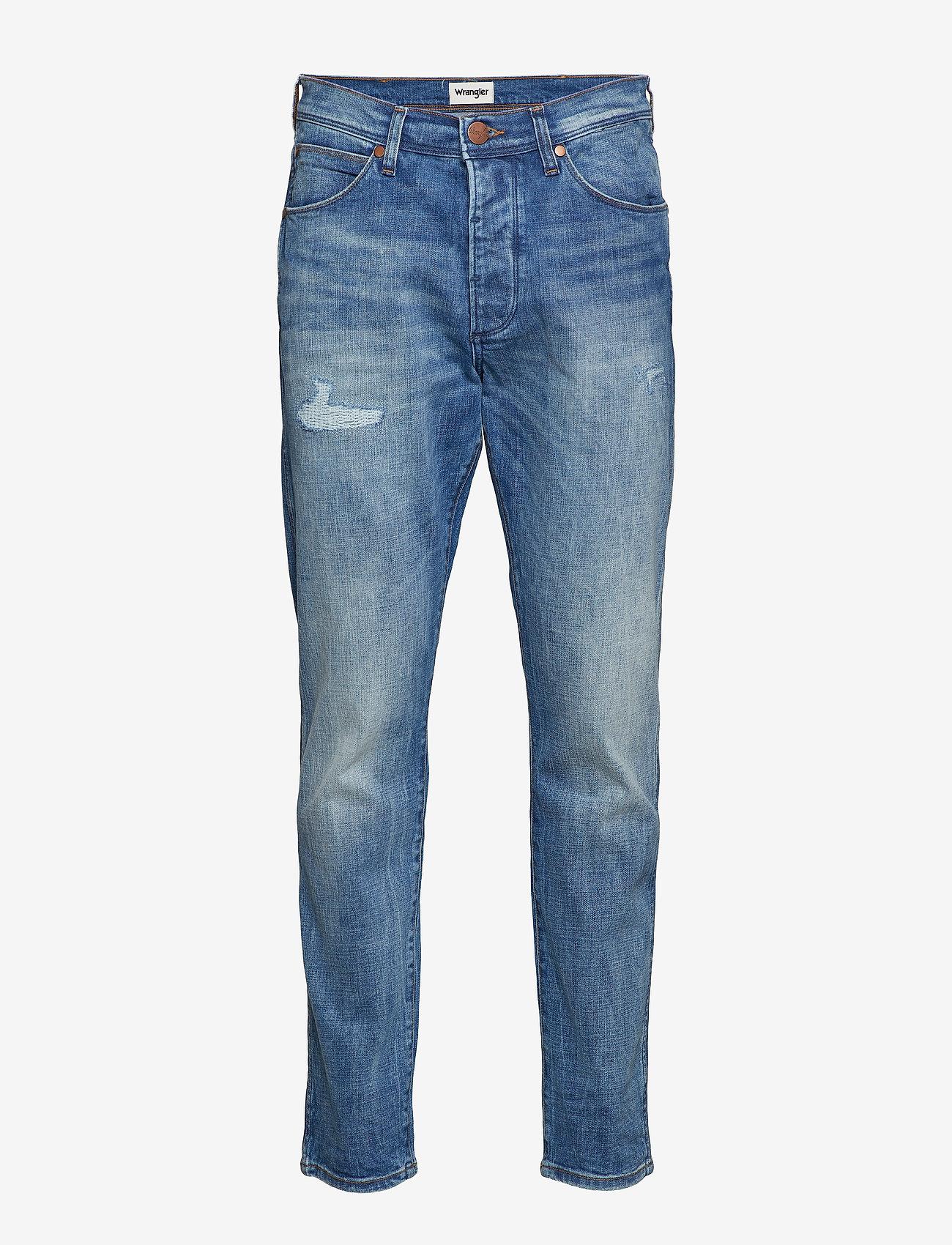 Wrangler - SLIDER - regular jeans - vintage noise