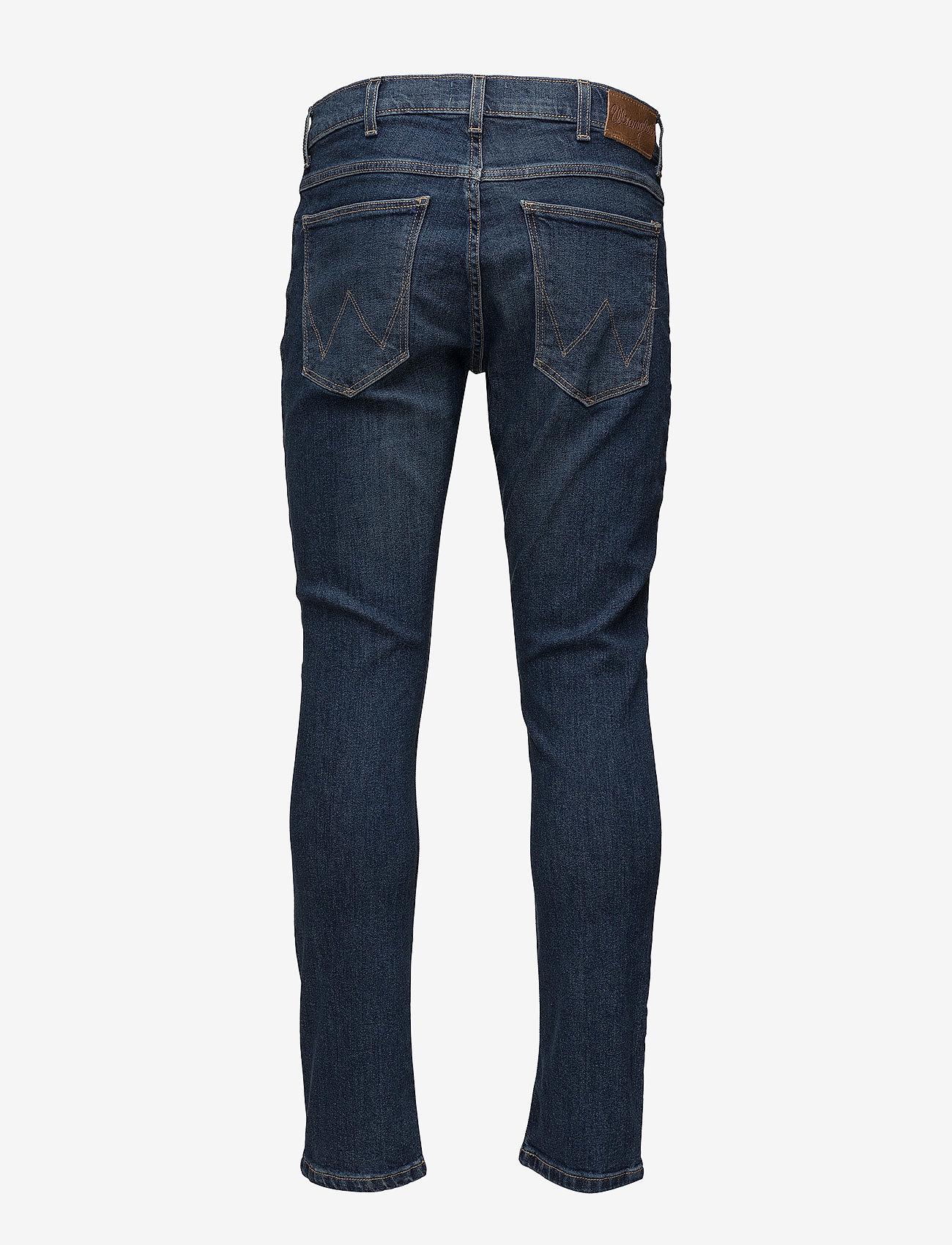 Wrangler Larston - Jeans Indigo Wit