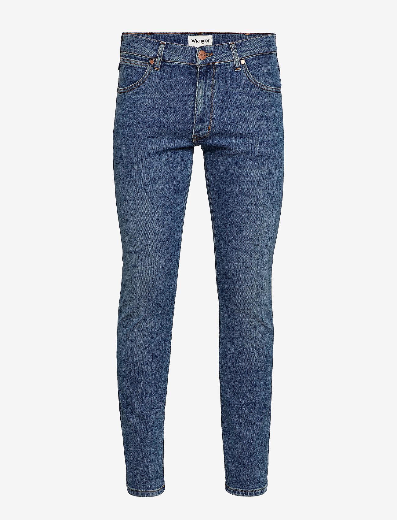 Wrangler - LARSTON - slim jeans - blue fire