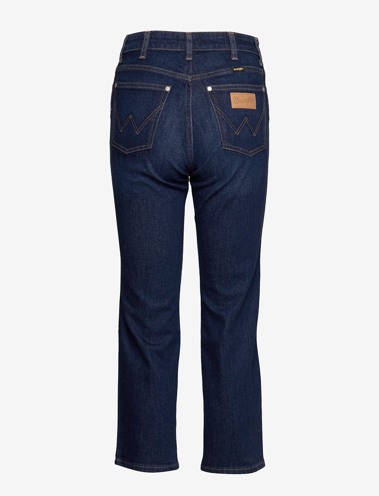 Wrangler - THE RETRO - straight jeans - dark blue