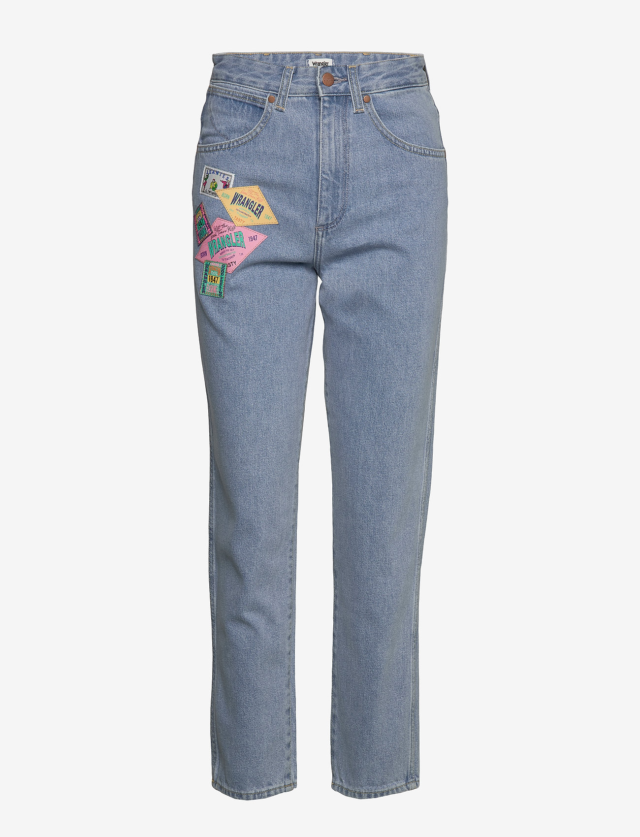 Wrangler - MOM JEANS - mom jeans - honolulu