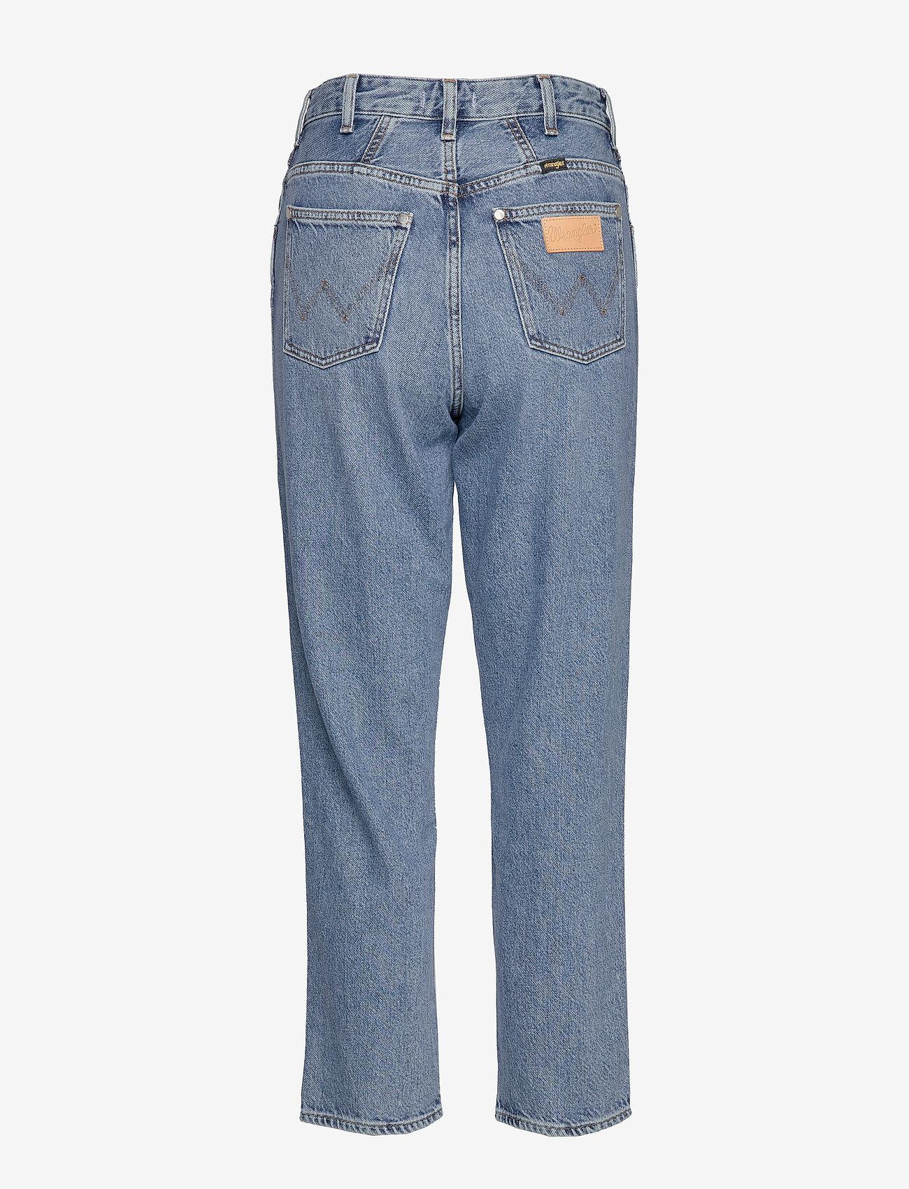Wrangler - SEASONAL MOM - straight jeans - light ocean - 1