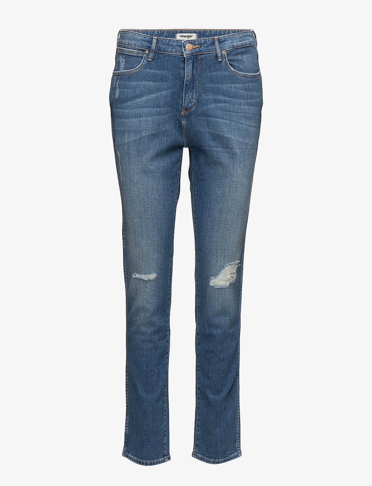 Wrangler - BOYFRIEND - boyfriend jeans - soft worn - 0