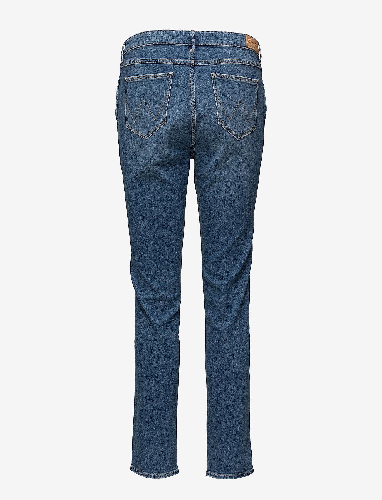 Wrangler - BOYFRIEND - boyfriend jeans - soft worn - 1