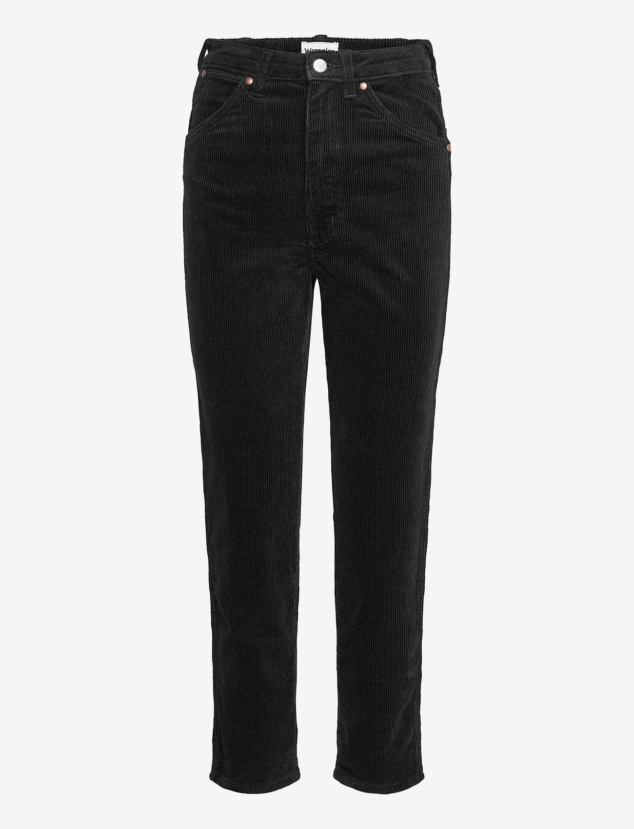 Wrangler - 11WWZ - straight jeans - black - 0