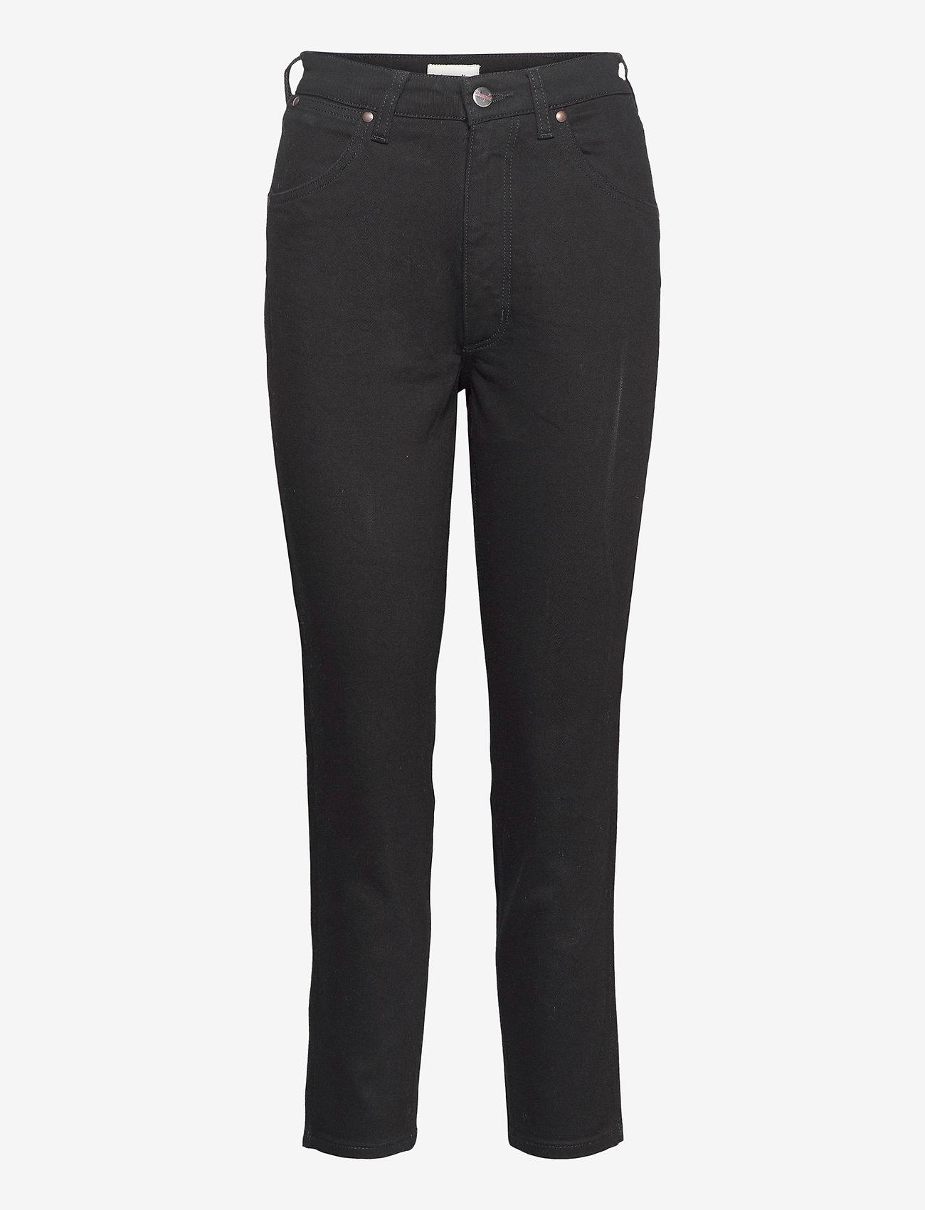 Wrangler - 11WWZ - slim jeans - black velvet - 0