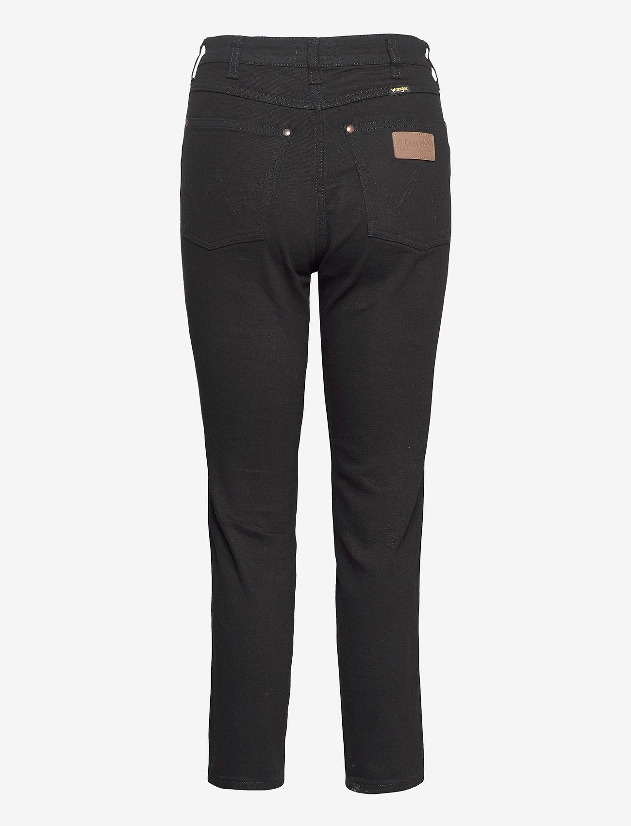 Wrangler - 11WWZ - slim jeans - black velvet - 1