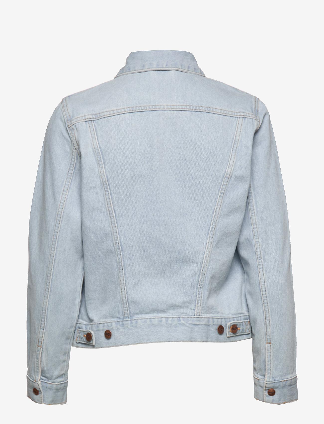Wrangler - 124WJ - denim jackets - blue rapsody