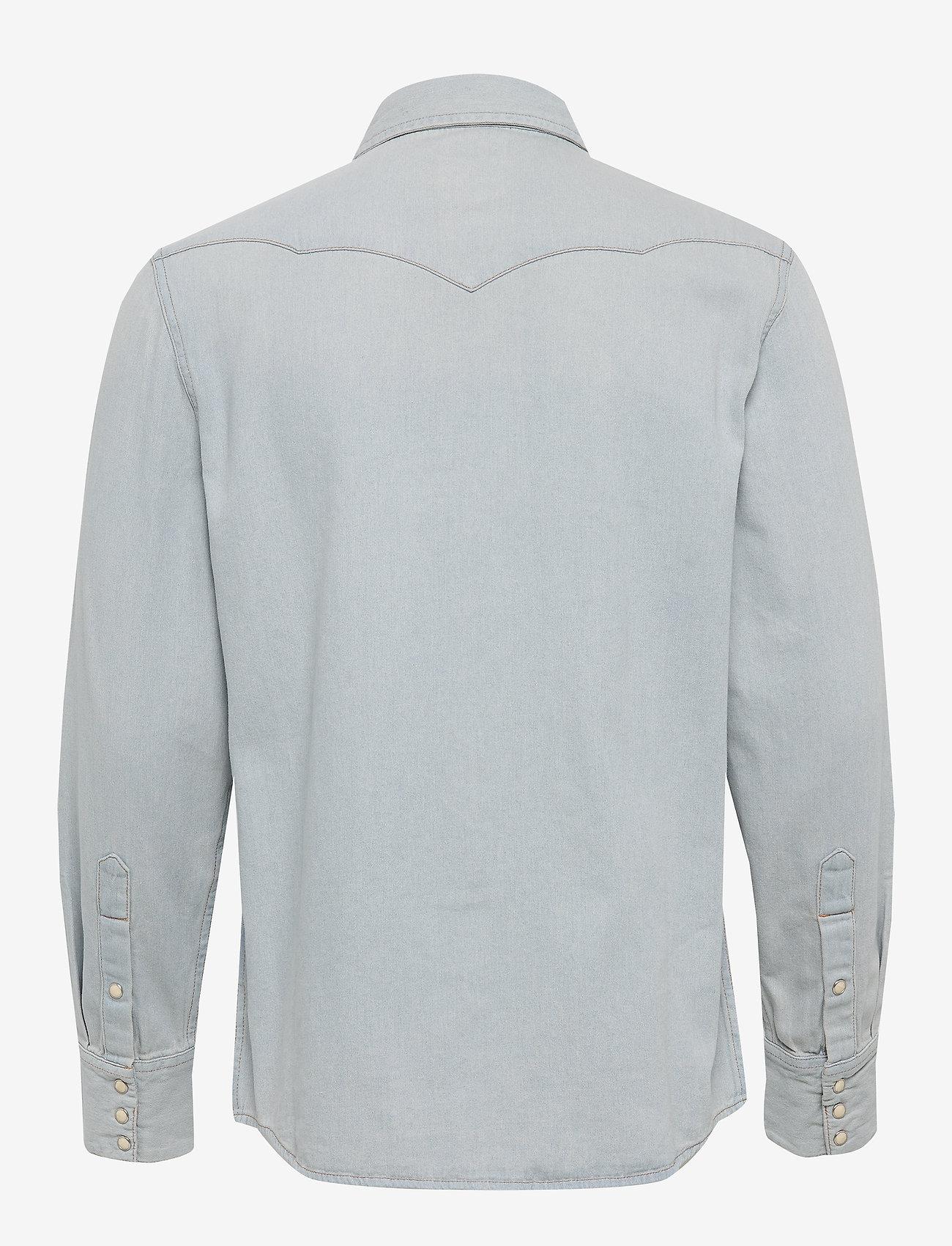 27mw Icon Shirt (Icons Bleach) - Wrangler VBeAwm