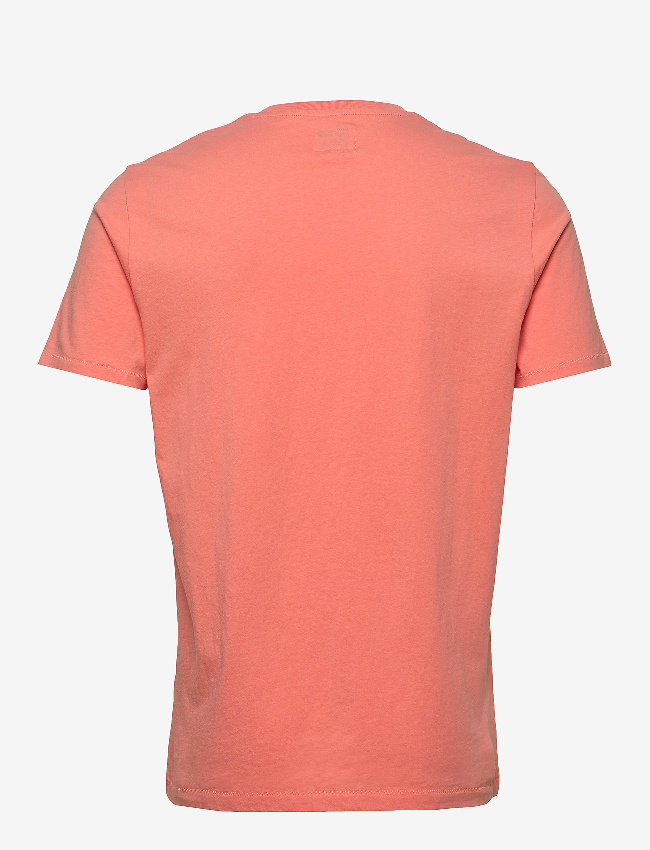 Ss Sign Off Tee (Melon Orange) - Wrangler 5oKr1O