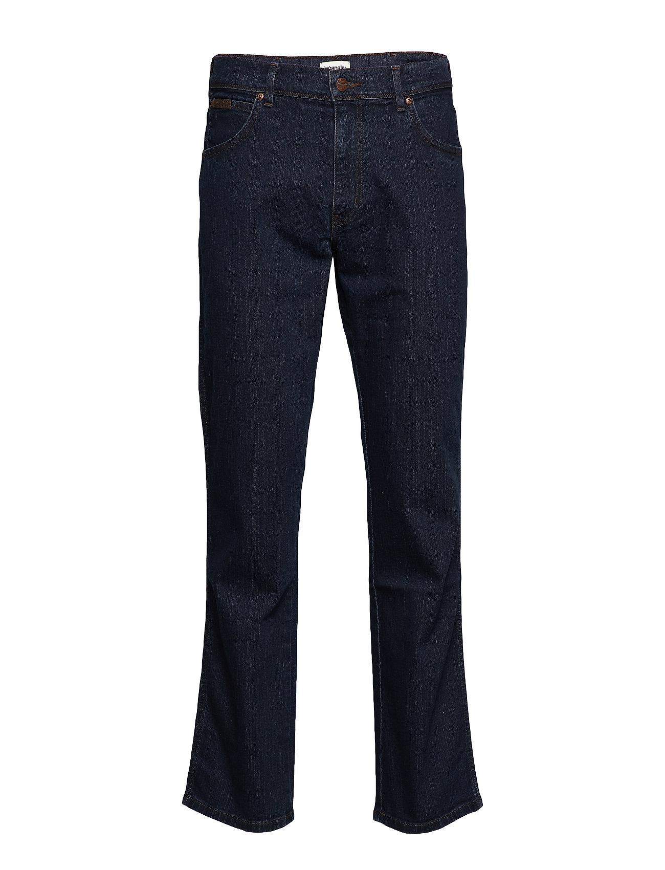 Wrangler TEXAS STRETCH BLUE - BLUE BLACK