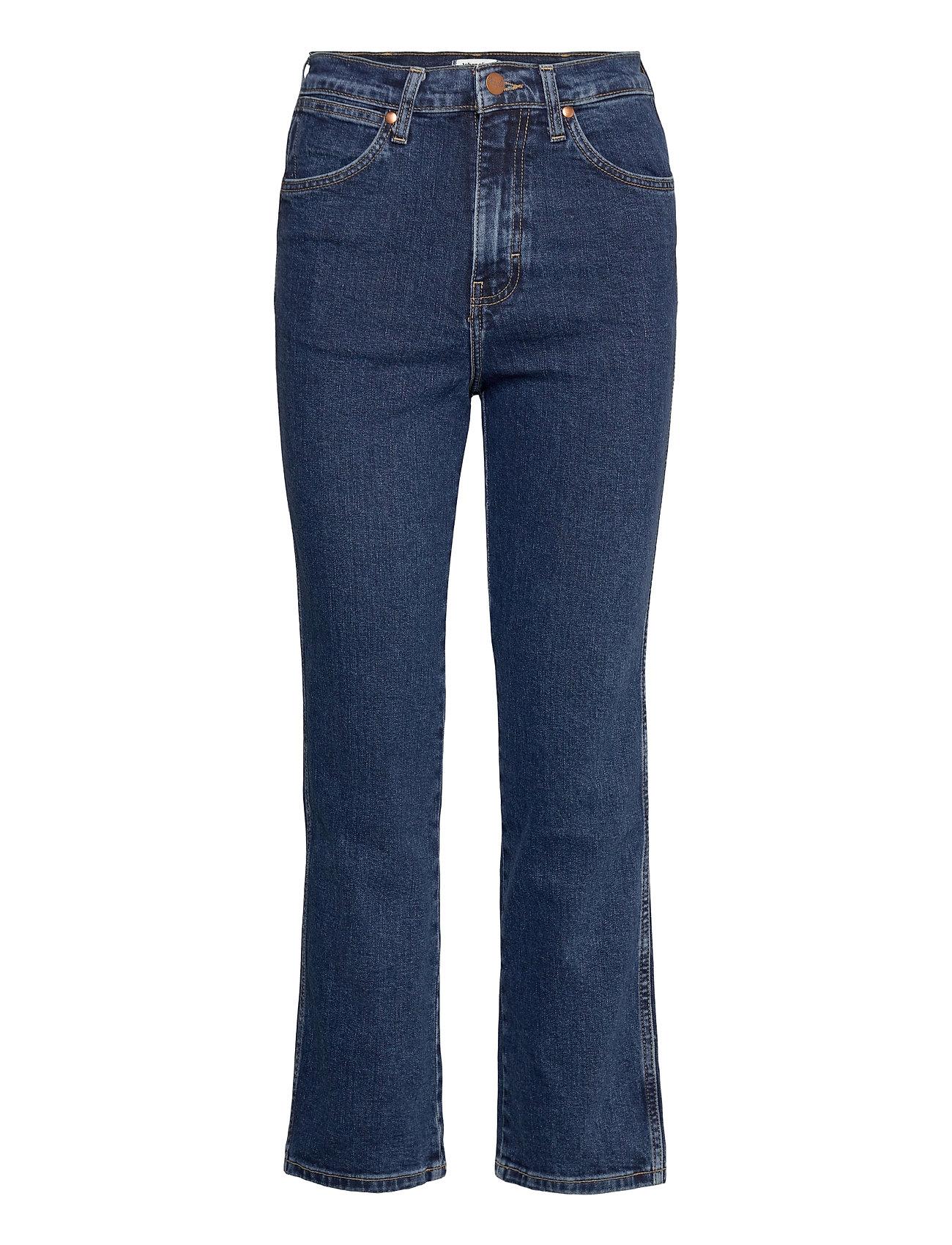 Image of Wild West Vide Jeans Blå Wrangler (3458926051)