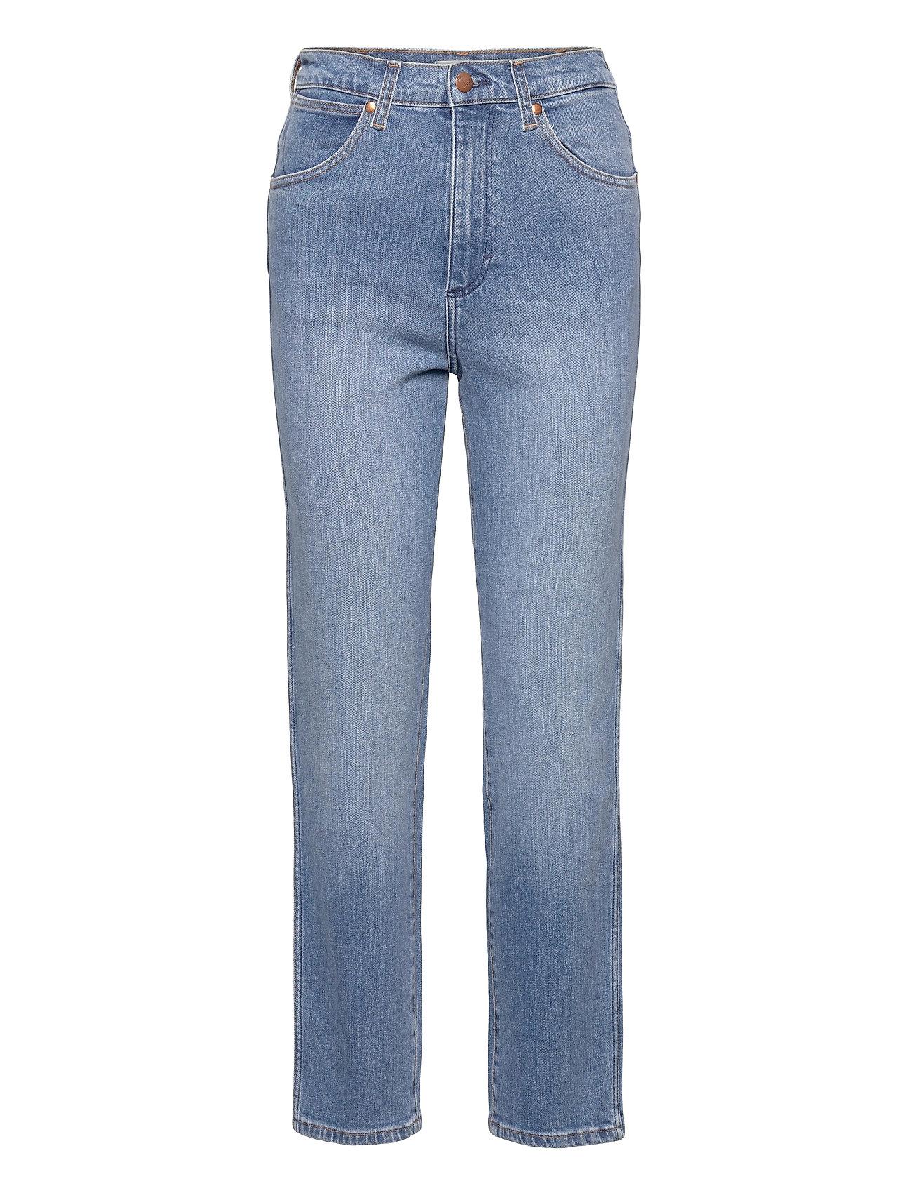 Image of Wild West Lige Jeans Blå Wrangler (3494838859)