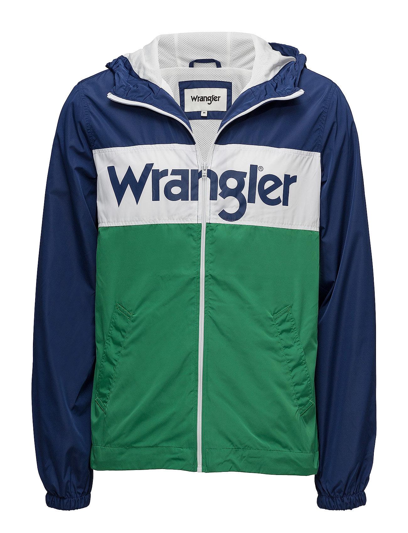 Wrangler WALLY WINDBREAKER Ytterkläder