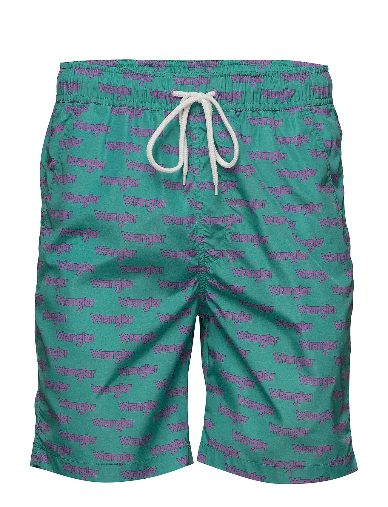 f12c6377833b9 Wrangler Swim Short (Beach Glass), (22.92 €) | Large selection of ...
