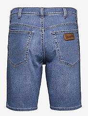 Wrangler - TEXAS SHORTS - denim shorts - lite blue - 1