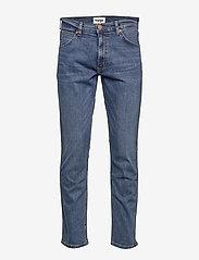 Wrangler - GREENSBORO - regular jeans - blue shot - 0