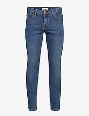 Wrangler - LARSTON - slim jeans - blue fire - 0