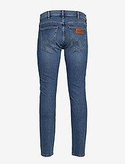 Wrangler - LARSTON - slim jeans - blue fire - 1
