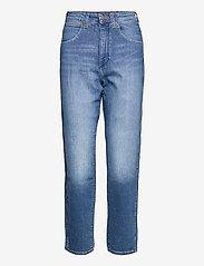 Wrangler - MOM JEANS - mom-jeans - summer haze - 0