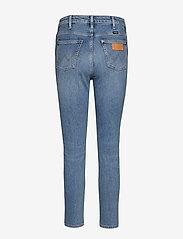 Wrangler - RETRO SKINNY - skinny jeans - blue hawaii - 1